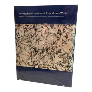 Abstract Expressionism and Other Modern Works Book For Sale
