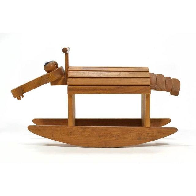 Whimsical Handmade Hobby Horse - Image 7 of 9