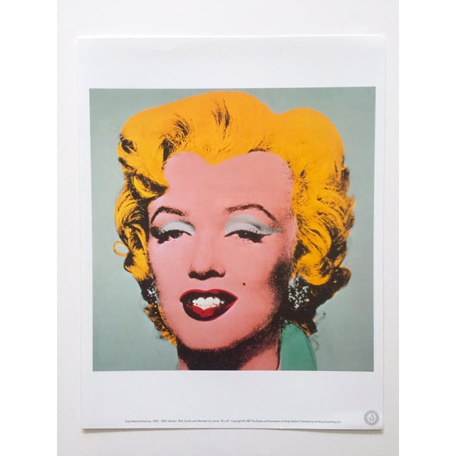 "1980s Andy Warhol Estate Rare Vintage 1989 "" Familiar Faces "" Portfolio Collector's Pop Art Lithograph Prints - Set of 6 For Sale - Image 5 of 13"