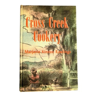 1942 Vintage Cross Creek Cookery For Sale