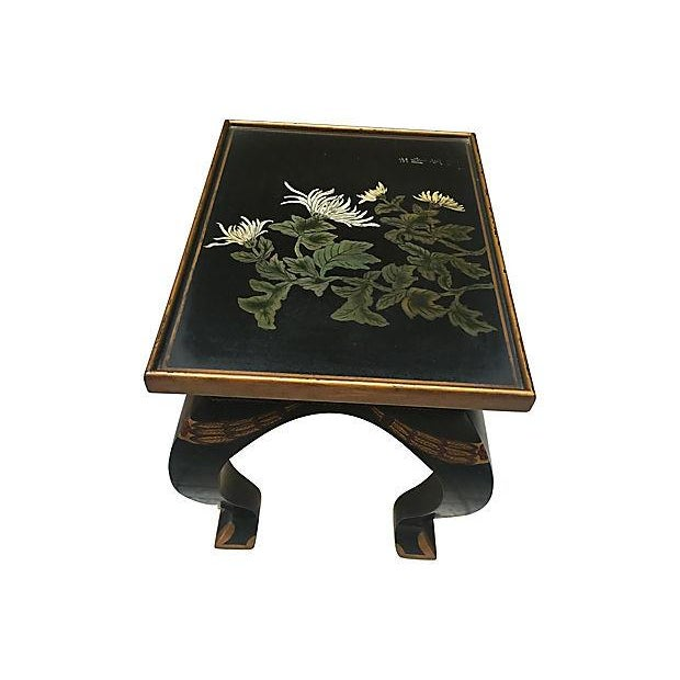 Lacquered Side Table - Image 5 of 8