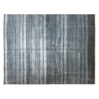 Stark Studio Rugs Contemporary New Oriental 80% Wool/20% Viscose Rug - 7′11″ × 10′ For Sale