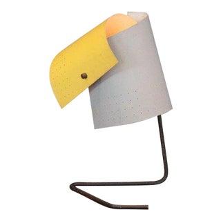 Lester Geis T-5-G Lamp for Heifetz, 1951