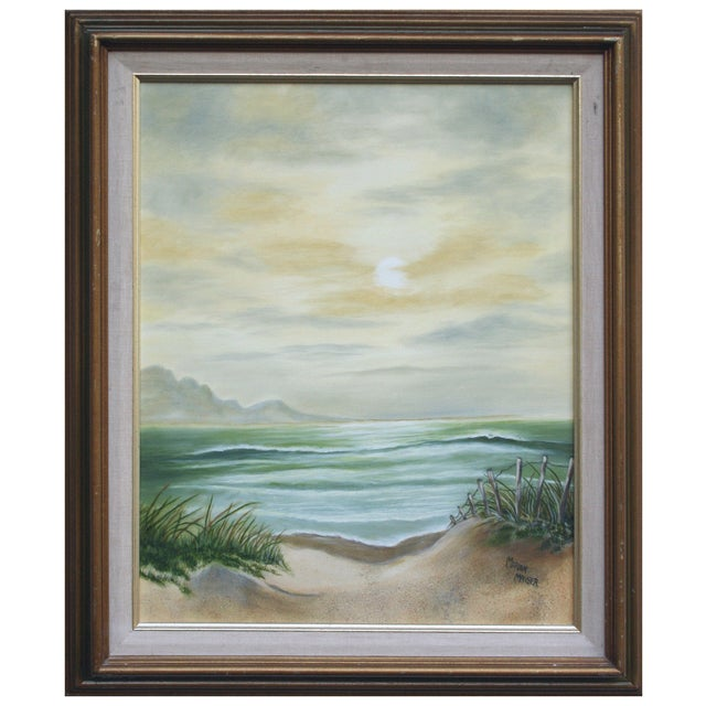 Dune Path to the Sea Painting by Marion Manser - Image 1 of 4