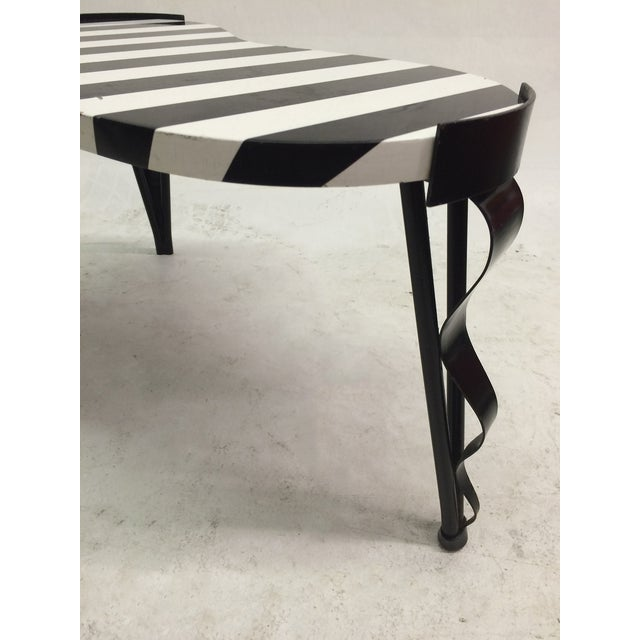 Memphis Inspired Side Table by Harry Siegel - Image 3 of 6