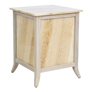 Illumination Outdoor Side Table For Sale