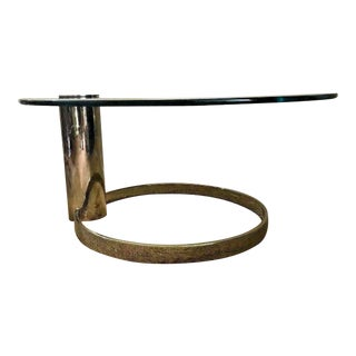 1970s Leon Rosen for Pace Collection Coffee Table For Sale