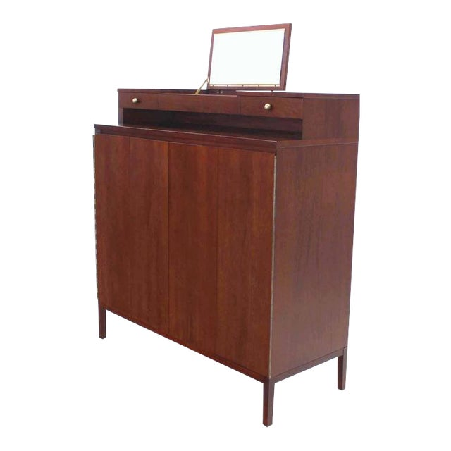 Mid-Century Modern Paul McCobb for Calvin High Chest For Sale - Image 11 of 11