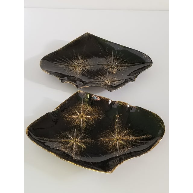 Mid-Century Modern California Pottery Serving Platters - a Pair For Sale - Image 11 of 11
