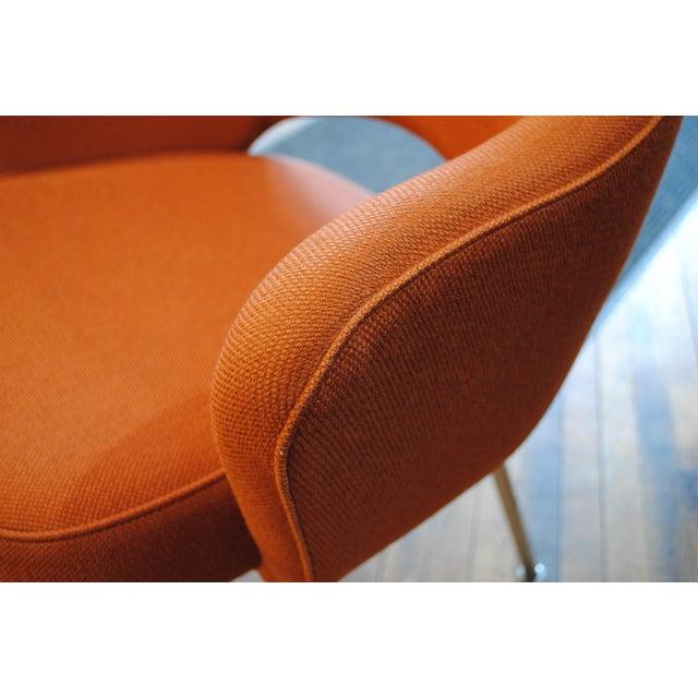 Mid Century Executive Armchair by Eero Saarinen for Knoll-1960's - Image 4 of 12