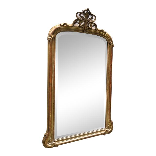 Art Nouveau Mirror For Sale