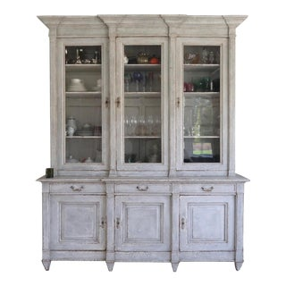 19th Century French Directoire Bibliotheque For Sale