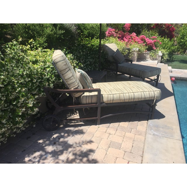 Outdoor Tommy Bahama Single Chaise - Image 3 of 8
