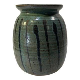 Studio Pottery Vase Modern Master Seth Cardew Wenford Winchcombe Cornwall For Sale