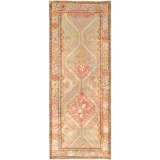 Pasargad Turkish Wool Rug - 1′10″ × 4′9″ For Sale