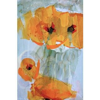 Liz Barber Painting - Spring Garden 2