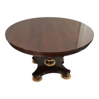 Council Gladstone Center Table For Sale