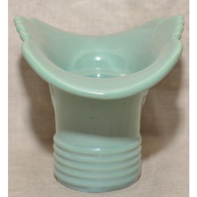 1940s Modern Abingdon Art Pottery Vase Chairish