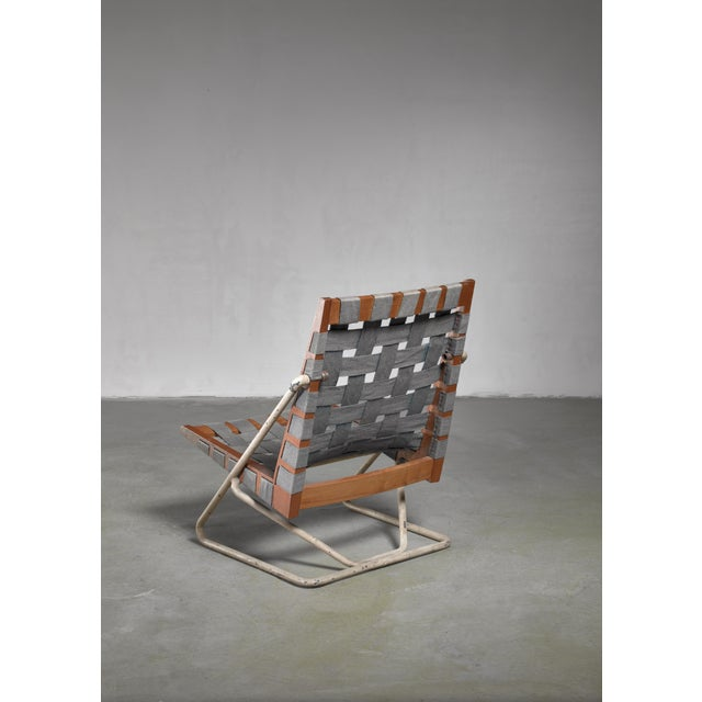 Walter Gindele Prototype Chair, Austria For Sale - Image 4 of 7