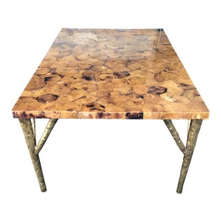 Modern Made Goods Coffee Table For Sale