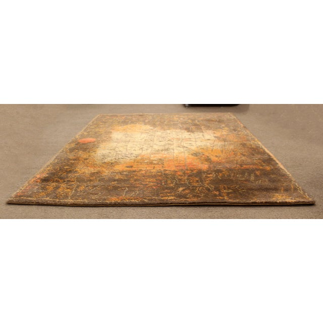 For your consideration is a magnificent, rectangular area rug or carpet, by Klee, circa the 1990s. In excellent condition....