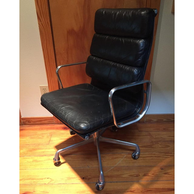 1960s Charles and Ray Eames Desk Chair For Sale - Image 5 of 5