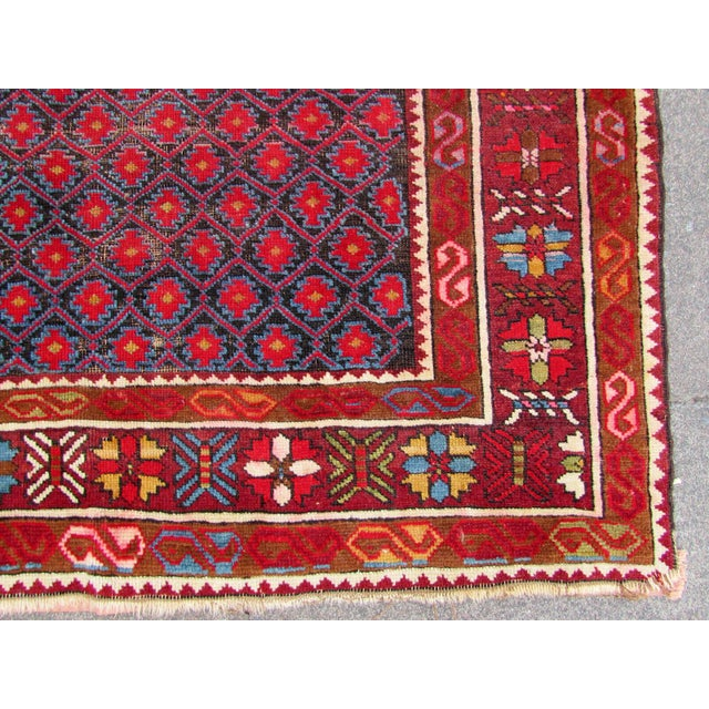 1910s, Handmade Antique Afghan Baluch Rug 3.1' X 5.9' For Sale In New York - Image 6 of 13