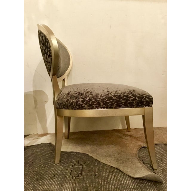 Currey & Company Currey & Co. Bacall Chair For Sale - Image 4 of 7