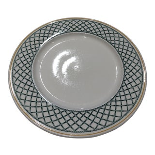 Villeroy & Boch Basket Pattern Platter For Sale
