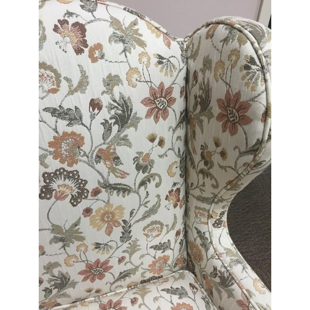 Pearson Floral Settee - Image 6 of 6