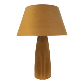 Tyndale Wood Table Lamp For Sale
