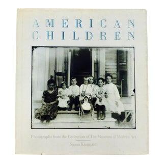 American Children, Vintage Photographs, 1800s - 1970s