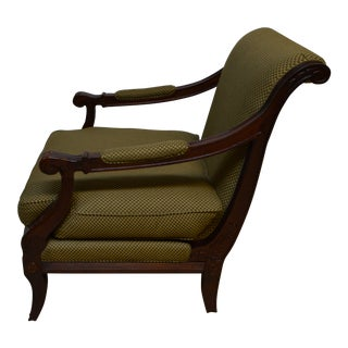 Hancock & Moore Lounge Armchair For Sale