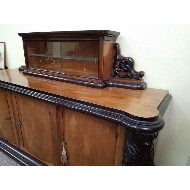 Late 19th Century Belgian Sideboard For Sale - Image 5 of 12