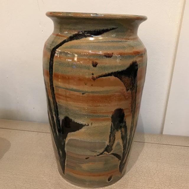 Vintage Studio Pottery Vase - Image 3 of 9