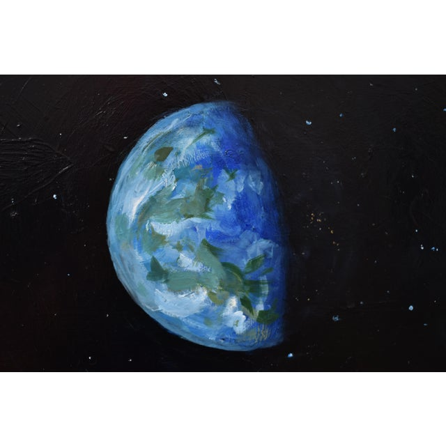 """You Are Here"" Painting by Stephen Remick For Sale - Image 9 of 13"