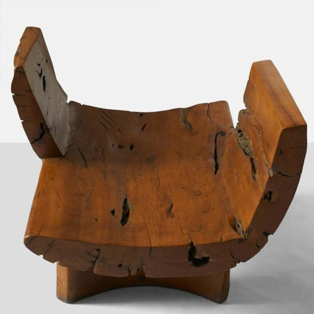 Contemporary Tete a Tete Bench by Hugo Franca For Sale - Image 3 of 9
