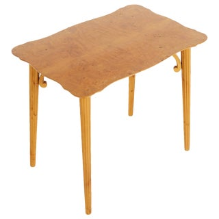 Swedish Table, Swedish Grace, Birch, 1930s For Sale
