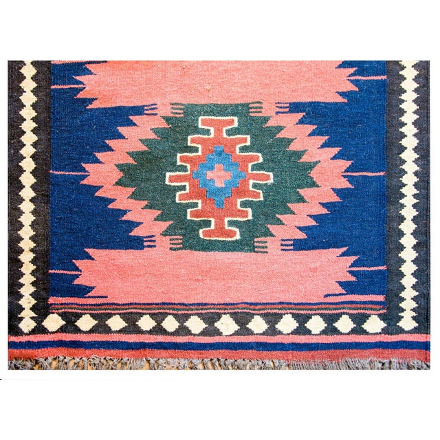 Early 20th Century Bakhtiari Runner For Sale - Image 4 of 8