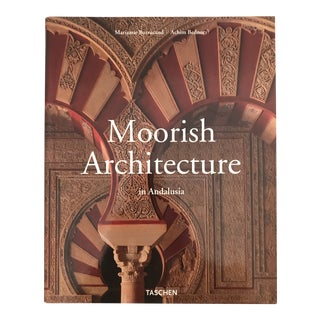 "1992 ""Moorish Architecture"" First Edition Taschen Art & Design Book For Sale"