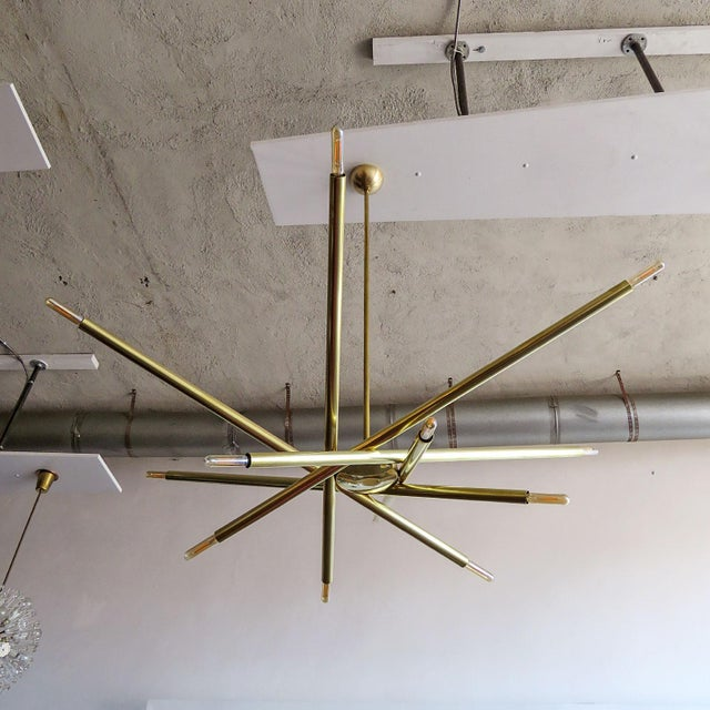 Gallery L7 Spiral As-6 Chandelier For Sale In Los Angeles - Image 6 of 11