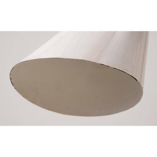 Gold Arne Jacobsen Floor Lamp, Denmark, 1929 For Sale - Image 8 of 10