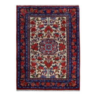 Wonderful Vintage Persian Bidjar Rug For Sale