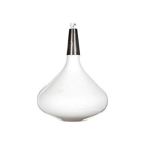 Danish Style Glass Hanging Pendant - Image 2 of 2