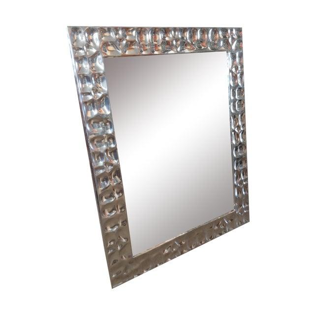 Hollywood Regency Modern Decorative Mirror - Image 1 of 4