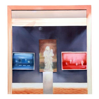 Contemporary From the Norton Simon Collection by Jehra Patrick For Sale