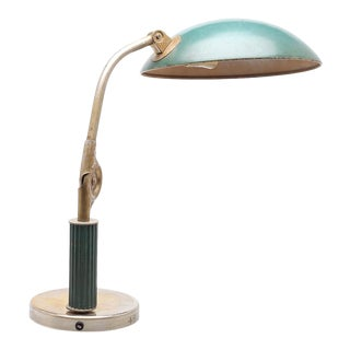 Beautiful Bauhaus Table Lamp For Sale