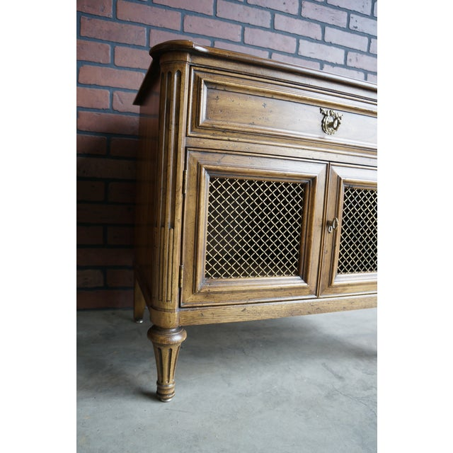 This sweet nightstand sets the bar high on quality and design. A sense of artistry. A sense of timeless appeal. A sense of...