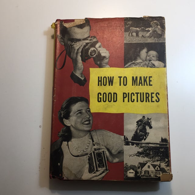 1943 How to Make Good Pictures Kodak Handbook For Sale - Image 11 of 11