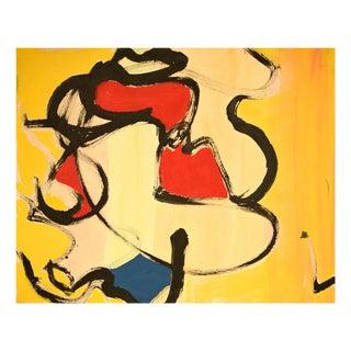 """Dana Gordon """"Running the Light"""" Painting For Sale"""